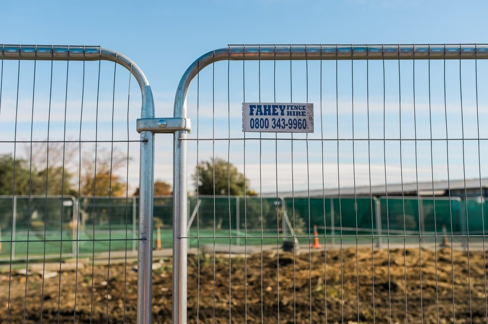 Christchurch Fahey Fence Hire